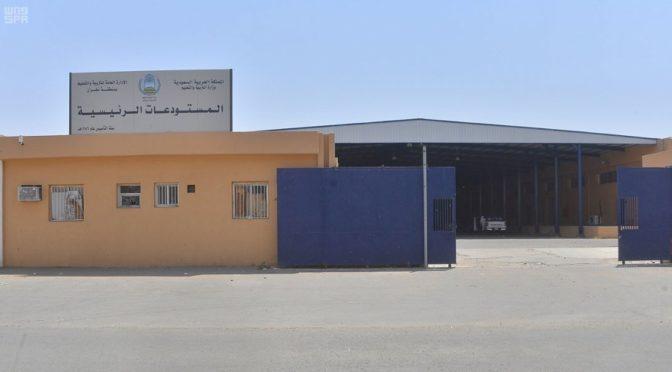 Департамент образования Наджрана оснастил школы всем необходимым к началу учебного года