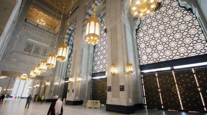 Завершились работы по расширению Запретной Мечети для создания спокойствия и комфорта для своершающих Хадж и Умру