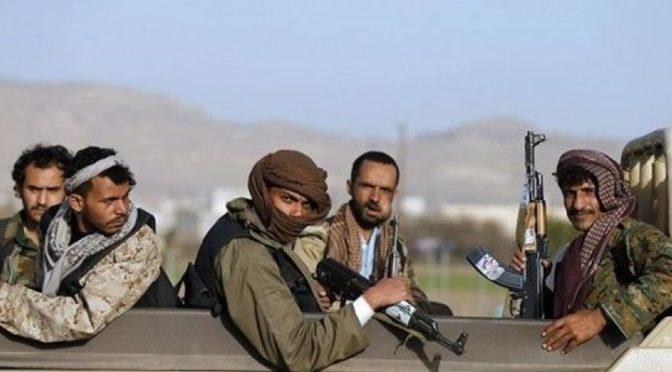 Командование коалиции: хусииты атаковали школу в округе Самита ракетой «земля-земля» сегодня утром