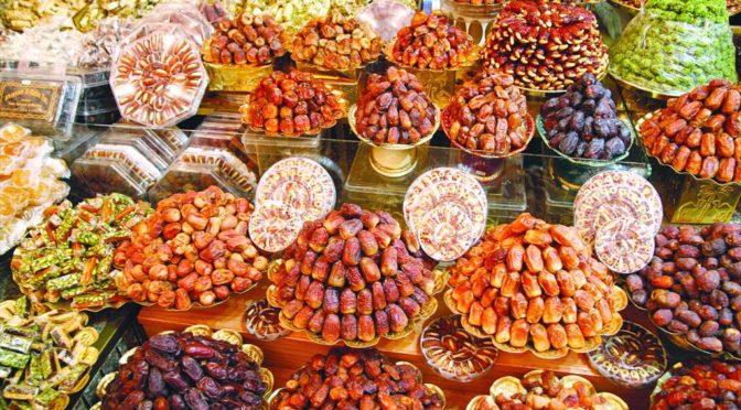Рынок фиников округа Биша принял 50% урожая этого года
