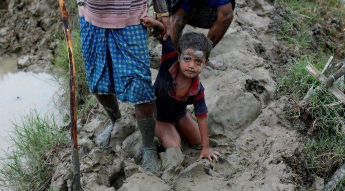 Гуманитарное преступление