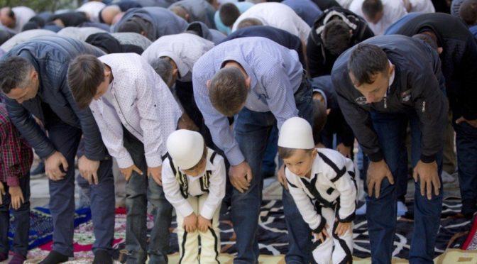Праздничная молитва
