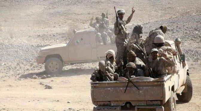 Армия Йемена достигла прогресса на фронте в Миди и отбила атаки мятежников в провинции Джуф