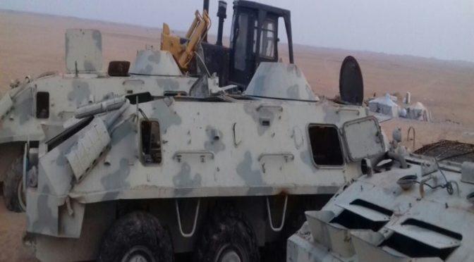 Силы коалиции отразили отчаянную попытку хусиитов атаковать южную границу