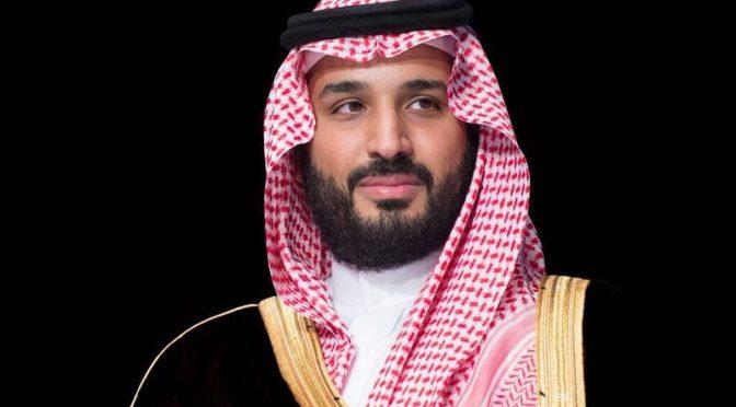 Его Высочество наследный принц принял премьер-министра Ирака