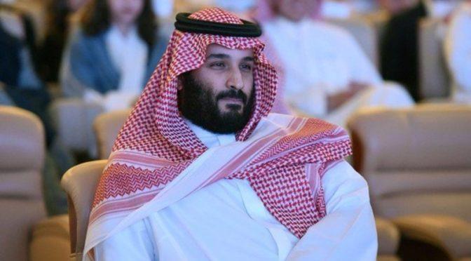 Наследный принц для «Bloomberg»: в Саудии нет места для алкогольных напитков и для нарушения законов