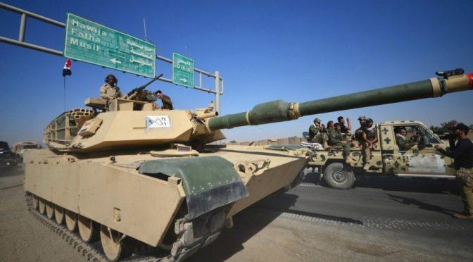 Служитель Двух Святынь подтвердил поддержку Королевством единства, безопасности и стабильности Ирака