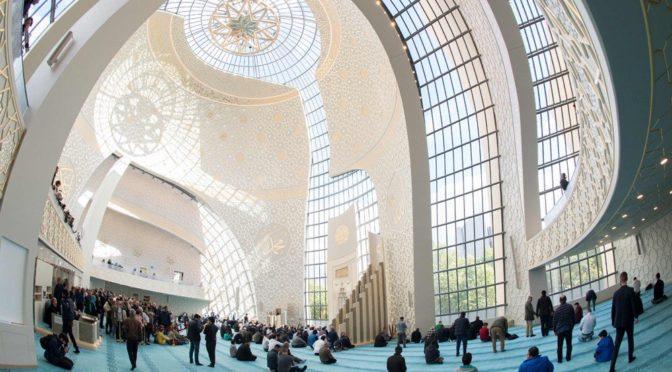 «День открытых мечетей» в Германии