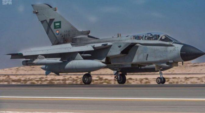 Саудийские самолёты прибыли на базу ВВС Зафра в ОАЭ
