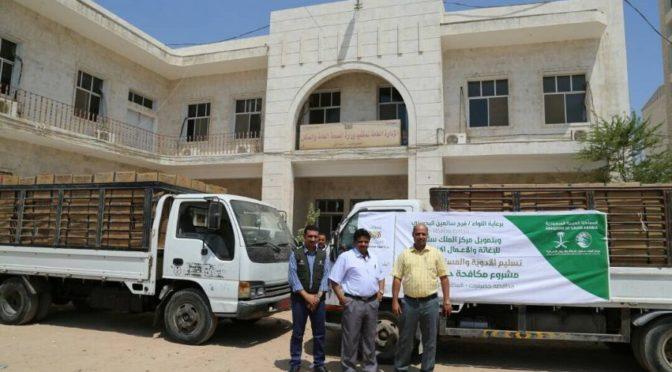 Центр гуманитарной помощи им.Короля Салмана оказывает помощь медицинским организациям на побережье Хадрамоута в борьбе с лихорадкой денге
