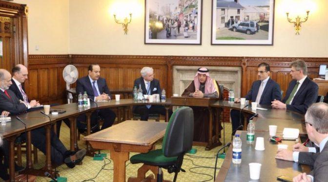 Министр иностранных дел встретился с министром иностранных дел Британии