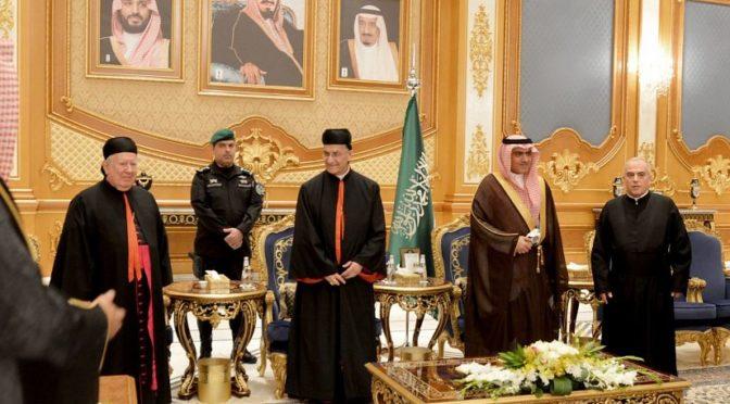 Патриарх  Бутрос прибыл в Эр-Рияд