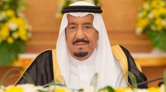 Служитель Двух Святынь получил послание от президента республики Алжир