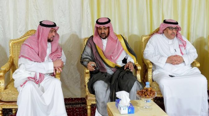 Семья ас-Судейри  принимает соболезнования в связи с кончиной советника Сауда бин Абдулазиза