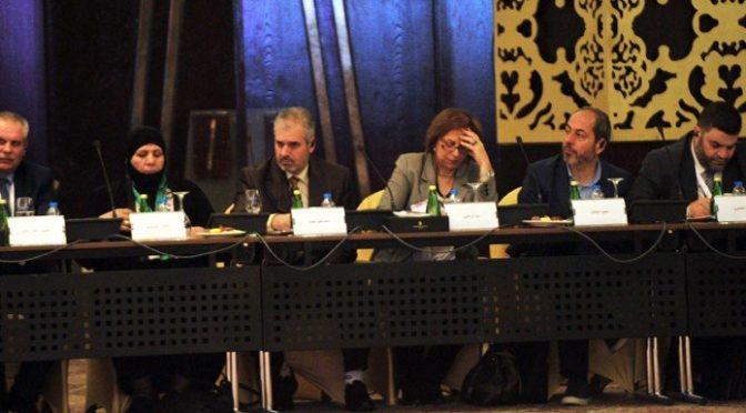 Эр-Рияд собирает сирийскую оппозицию