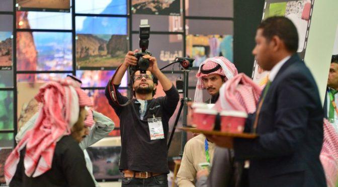 Форум «Краски Саудии» завершает свою деятельность, приняв 30 тыс.посетителей