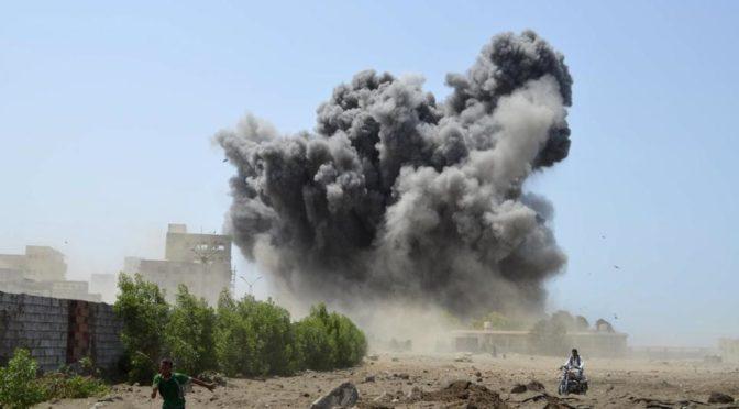 В Архабе уничтожено 25 хусиитов
