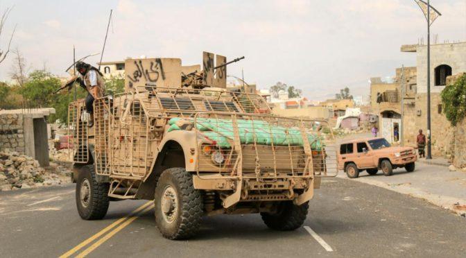 Армия Йемена взяла в плен 12 мятежников хусиитов в провинции Байда