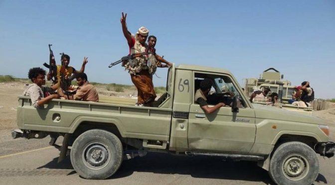 Армия Йемена проникает всё ближе к «оплоту хусиитов»