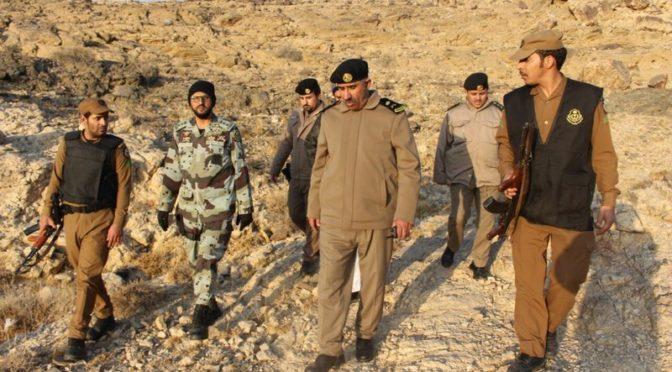 Хамис Мушит: аль-Каразаи руководит компанией сил безопасности «Отечество без нелегальных гастарбайтеров»