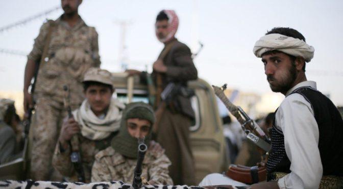 Уничтожен хусиит террорист Ахмад Солих Дагсан, находившийся на 22 позиции в списке разыскиваемых силами коалиции преступников