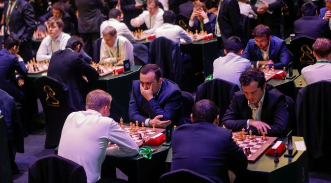 Международный чемпионат по шахматам на кубок Короля Салмана