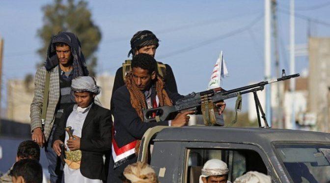 Уничтожено и взято в плен 32 хусиита, в том числе их главарь, на фронте в Аджашир в Йемене