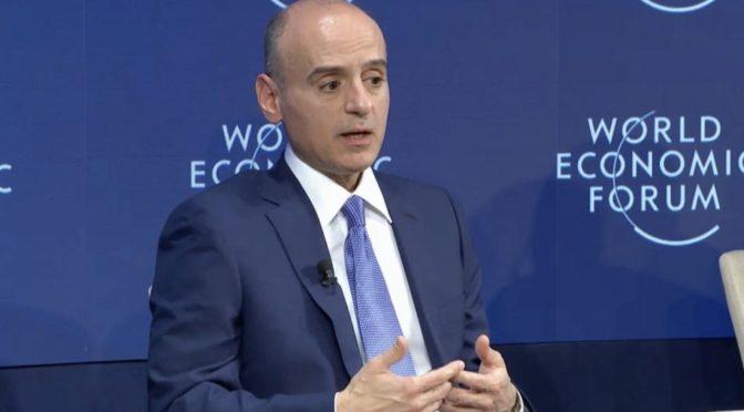 Министр иностранных дел участвует в дискуссионных заседания Всемирного экономического форума в Давосе