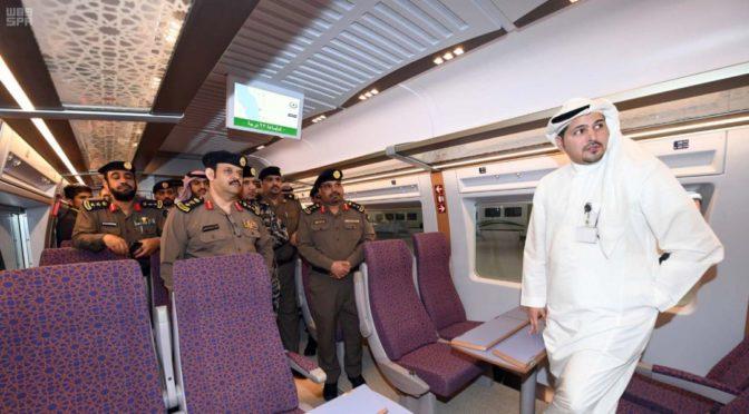 Скоростной поезд «Двух Святынь» еженедельно проходит полный маршрут в рамках подготовки к коммерческой эксплуатации