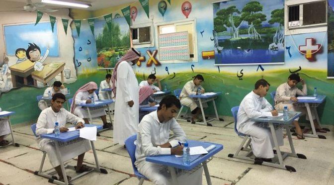 16 тыс. учащихся сдают экзамены в округе ал-Лайс