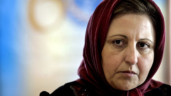Иран восстаёт: Ширин Эбади призвала своих соотечественников оставаться на улицах
