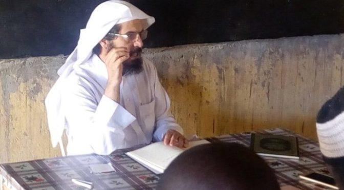 Губернатор провинции Эр-рияд ринёс соболезнования семье Абдулазиза ат-Тувейджри