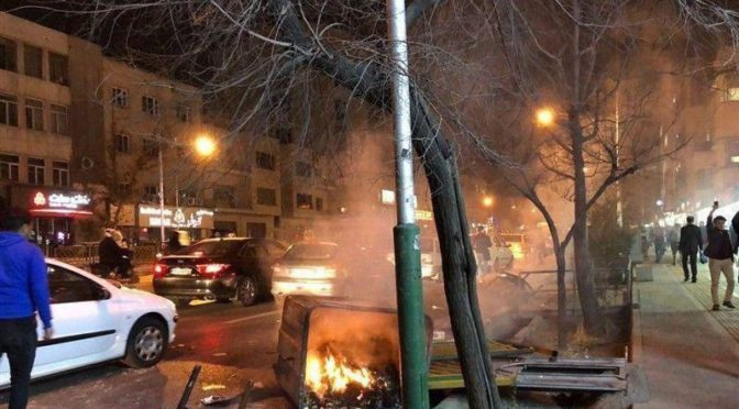 90% участников иранских протестов — в возрасте до 25 лет