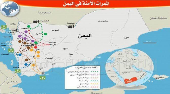 Гуманитарные и военные успехи коалиции в Йемене