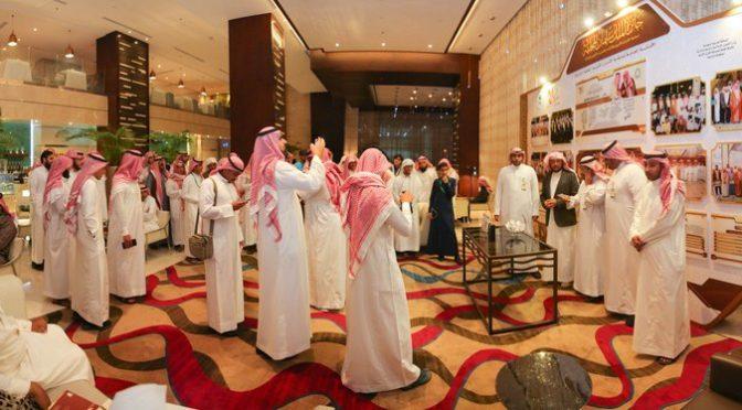 «Сабк» запечатлел мероприятия местного конкурса на премию им.Короля Салмана за запоминание Корана
