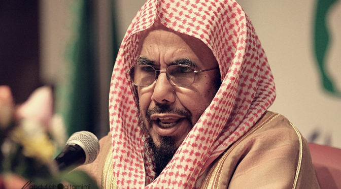 Шейх аль-Мутлак: дозволено сыновьям и их жёнам видеть аурат их пожилых родителей для необходимости поддержания чистоты