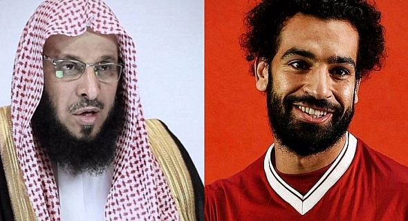 После 4 забитых голов: Аид аль-Карни направил послание футболисту Мухаммаду Салаху