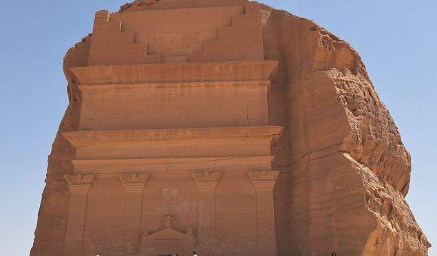 Послы, аккредитованные в Королевстве, посещают Мадаину-Салех и археологические  достопримечательности округа аль-Ула