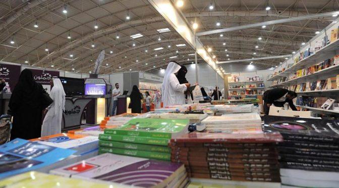 Открыто 3 ежедневных автобусных маршрута  для желающих посетить Международную книжную выставку в Эр-Рияде