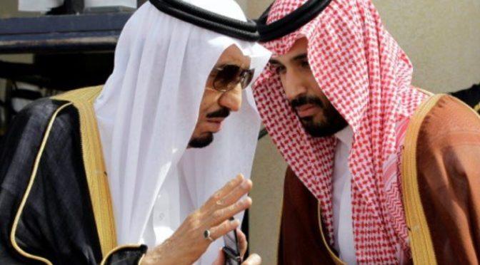 «Он приносит изменения в Саудию» — самая распространённая  фраза в Лондоне, встречающем наследного принца