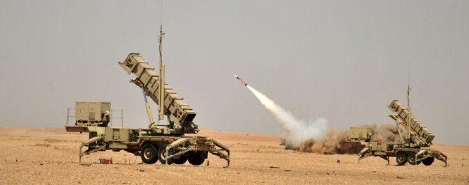 Королевская ПВО Саудии перехватила и уничтожила 7 баллистических ракет, выпущенных по террритории Королевства