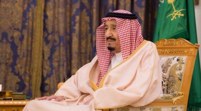 Король Салман написал в Twitter о учениях «Щит Залива»