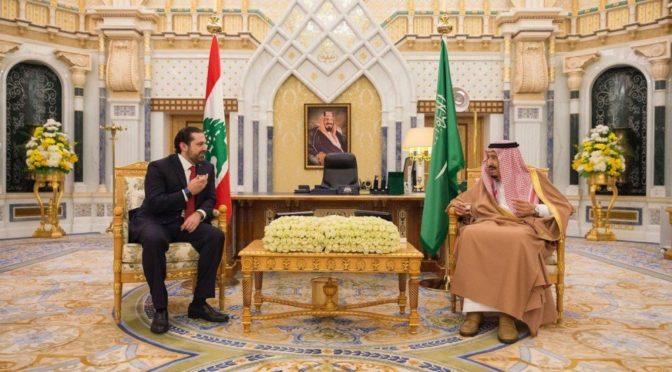 Служитель Двух Святынь принял премьер-министра Ливана