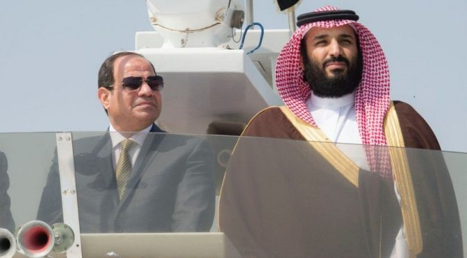 Президент Сиси и наследный принц ознакомились с рядом инвестиционных экономических проектов в Исмаилии