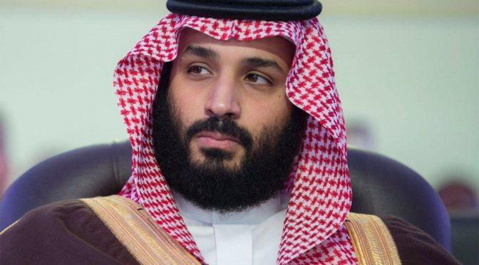 Его Высочество наследный принц встретился с  канцлером казначейства Британии и руководителями крупнейших британских компаний