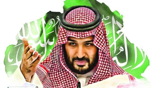Наследный принц присуствовал при  открытии проектов ВПК со степенью саудийского участия в 55%