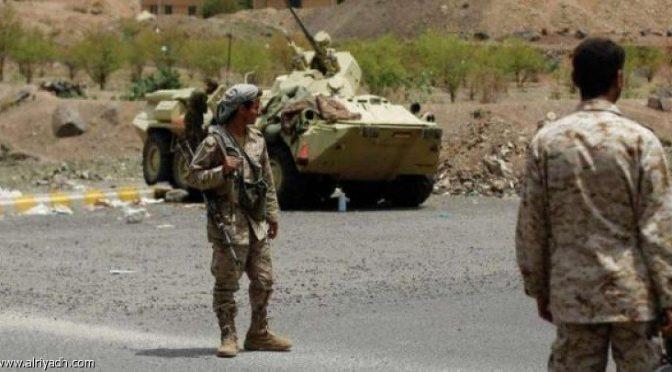 Армия Йемена добилась прогресса в провинции Джуф