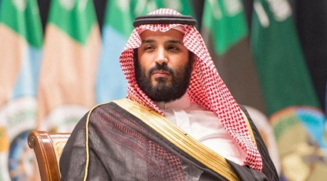 Д.Трамп поблагодарил наследного принца за его роль в противостоянии Ирану и терроризму