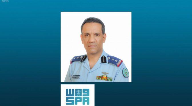 Пресс-секретарь коалиции: Мы нацеливаемся на хусиитов первого ряда из списка разыскиваемых лиц