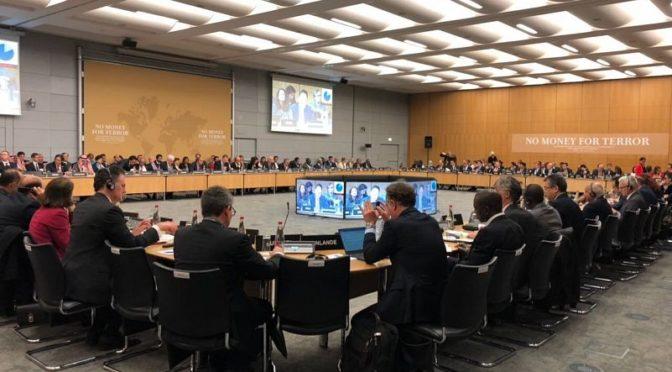 Министр иностранных дел участвует в Международной антитерористической конференции в Париже